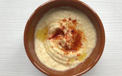 Hummus MUY FÁCIL! (con o sin Thermomix)