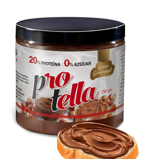 Protella , tu crema de chocolate saludable